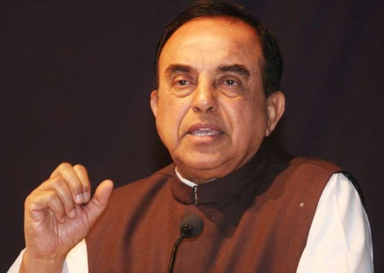 BJP leader Subramanian Swamy - India Tv