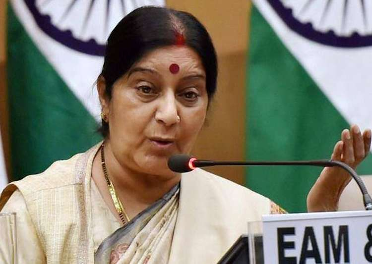Declaring ISIS hostages dead without proof is sin, says Sushma Swaraj
