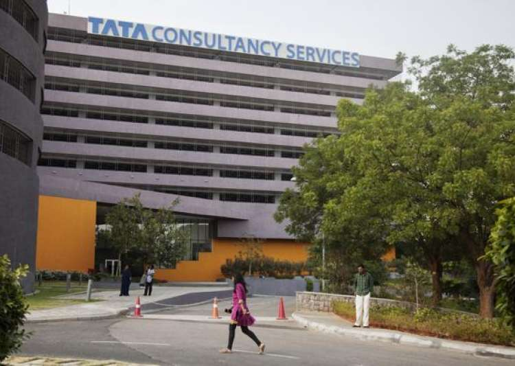 TCS witnessed a 10 per cent drop in net profit year-on-year- India Tv