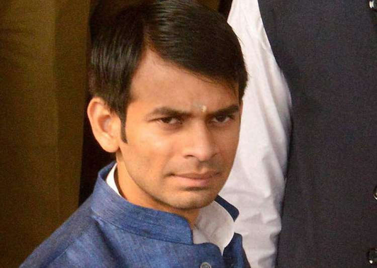 Trouble for Lalu Yadav as Tej Pratap's fuel pump sealed