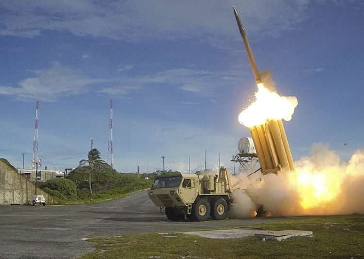 THAAD missile system- India Tv