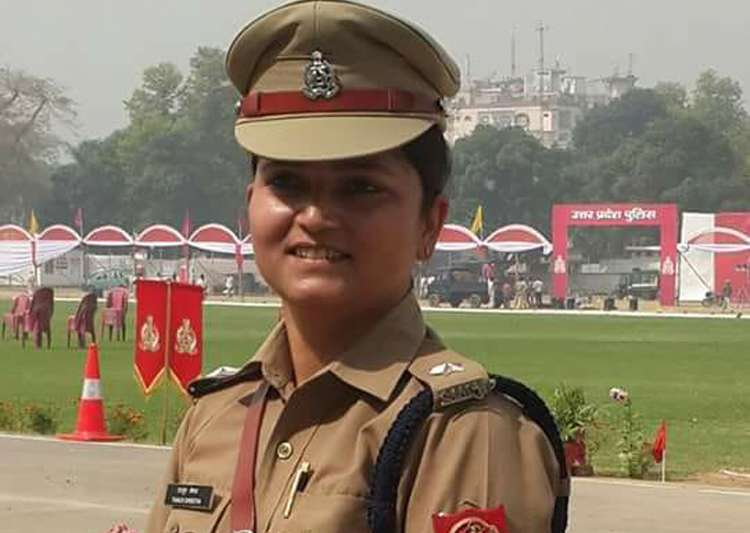 Woman police officer in UP who arrested BJP leaders, transferred