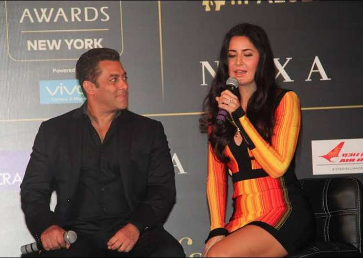 Salman Khan gets candid at IIFA 2017 press meet- India Tv