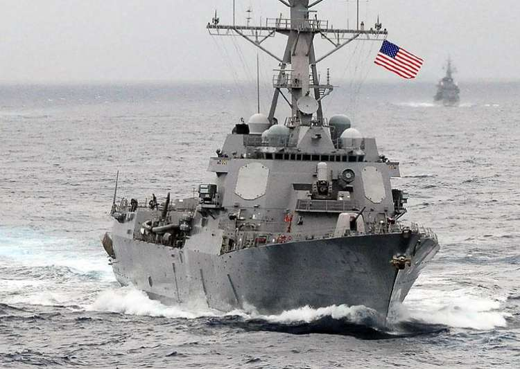 China defends intercepting US Navy airplane, calls it unavoidable and