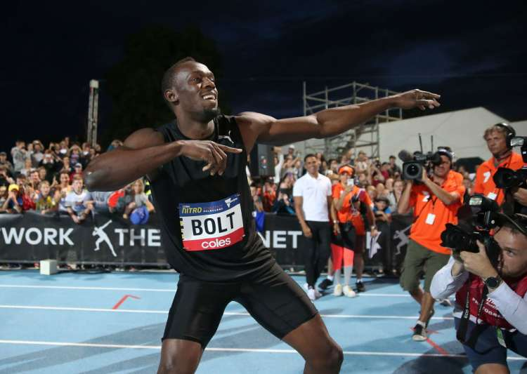 Bolt Confirms 100m And Relay Starts At London Worlds