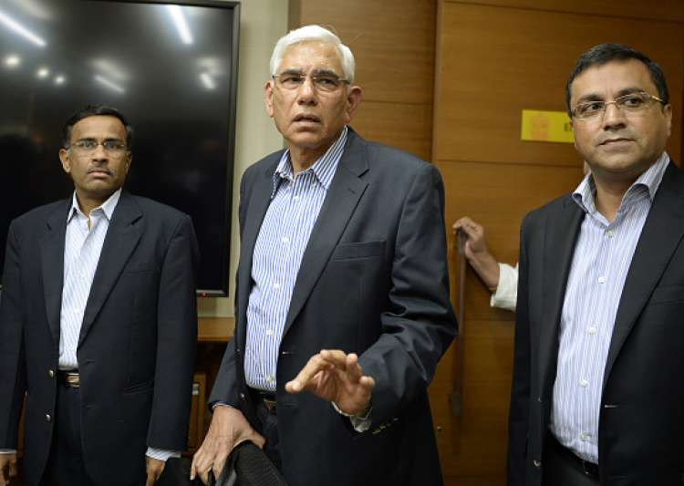 BCCI's Committee of Administrators. - India Tv