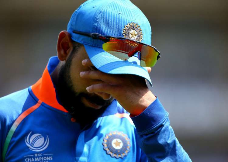 Virat Kohli disappointed after the loss- India Tv