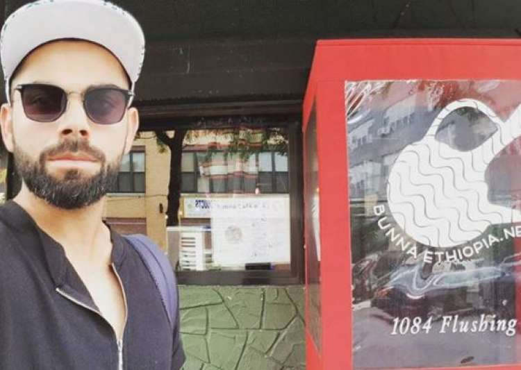 Virushka go for grocery shopping in NY
