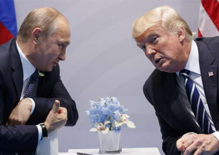 Relations with US will improve, says Putin after meeting- India Tv