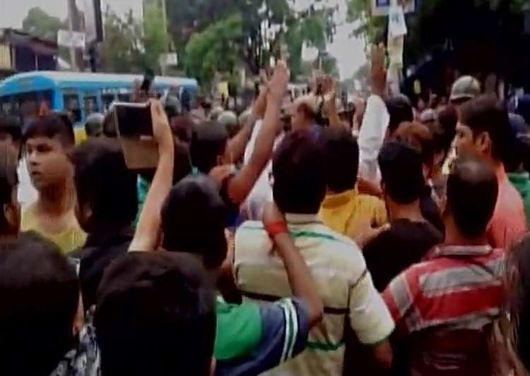 TMC-BJP supporters clash after RSS activist injured in