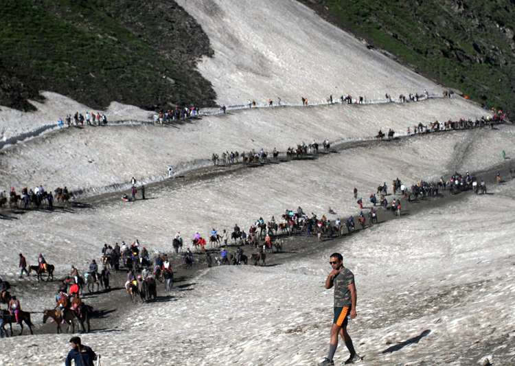 Amarnath Yatra to continue, PM Narendra Modi monitoring situation: Jitendra Singh