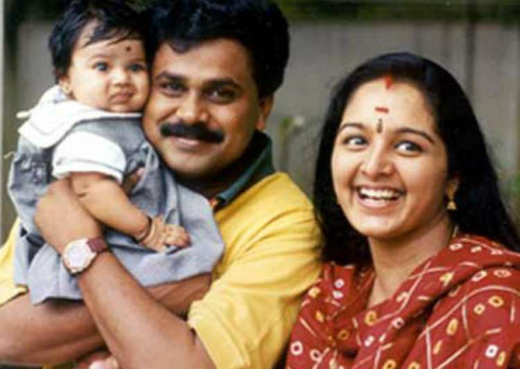 Manju Warrier was not Malayalam actor Dileep's first wife?