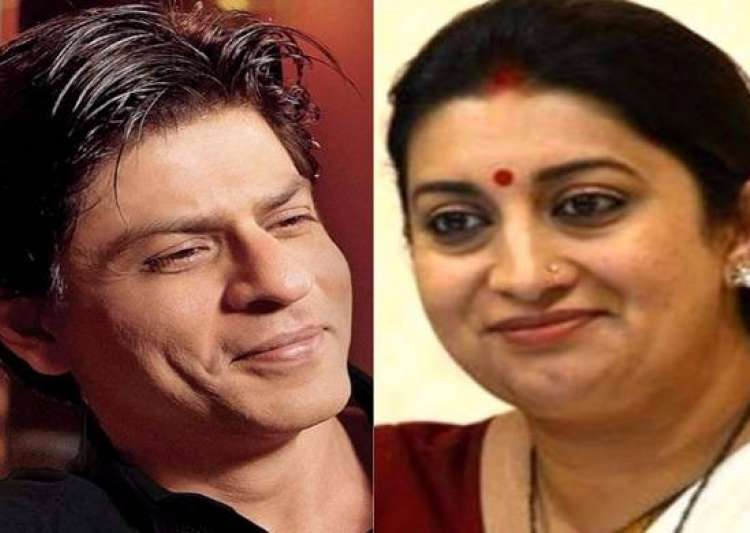 IFFI: SRK praises Irani for 'untiring' efforts