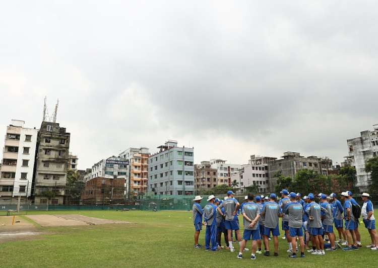Australia practice game vs Bangladesh Cricket Board XI cancelled due to rain