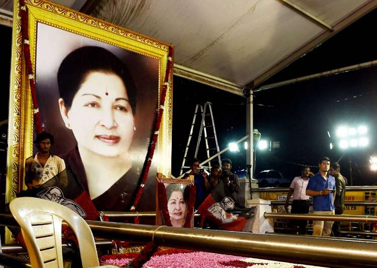 Tamil Nadu govt to compensate Jayalalithaa's 'legal heirs'