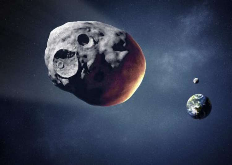 Three mile wide asteroid set for Earth near-miss on THIS date