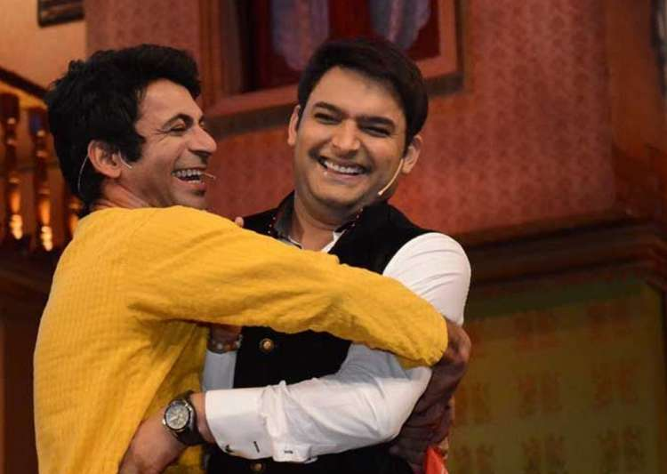 Kapil Sharma Wishes Sunil Grover On Birthday. 'Lots Of Love,' He Tweets