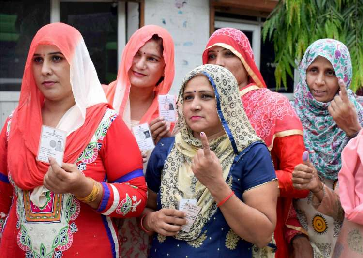 Counting begins for Delhi's Bawana by