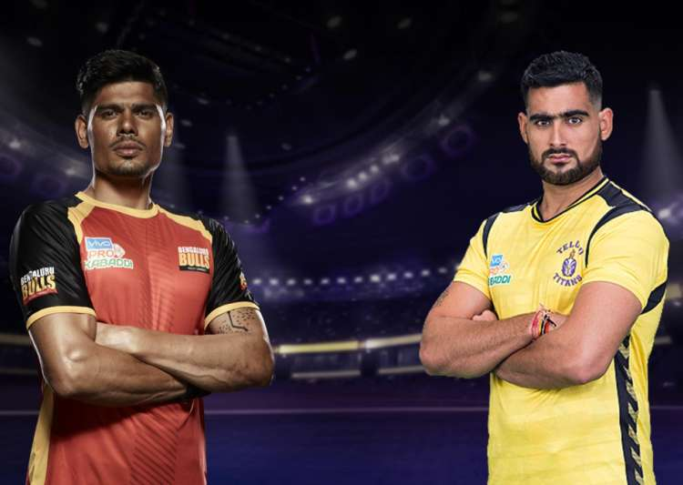 Pro Kabaddi League 2017: Patna Pirates beat Bengaluru Bulls 46-32