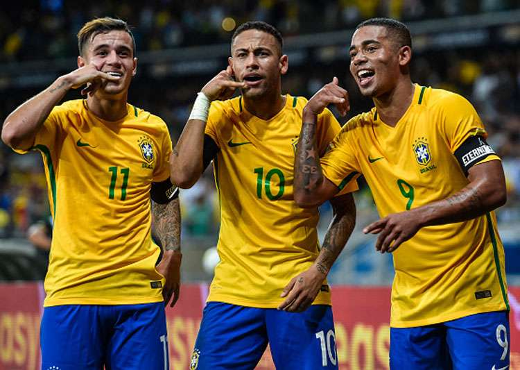 Brazil replace Germany atop Federation Internationale de Football Association rankings
