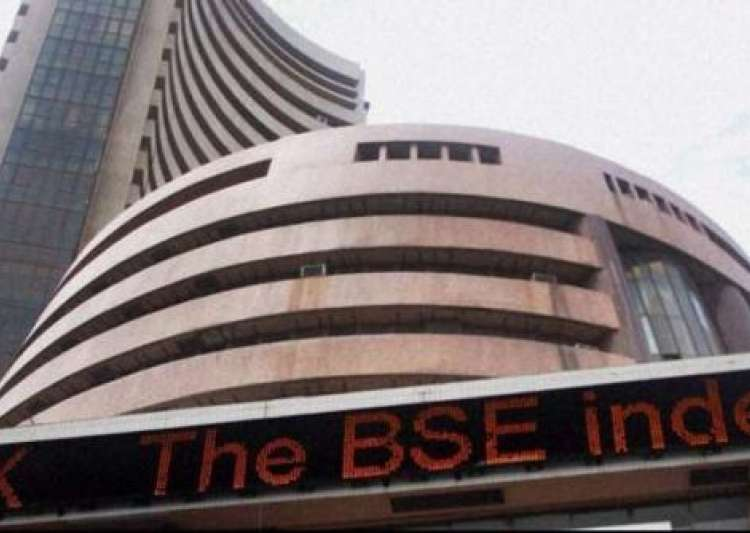 Sensex up by 24 points