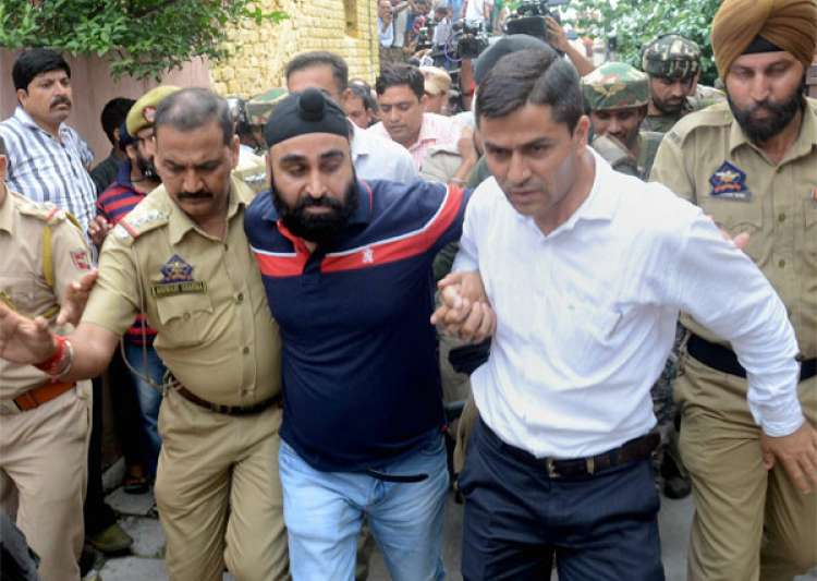 NIA summons Geelani's second son in terror funding case