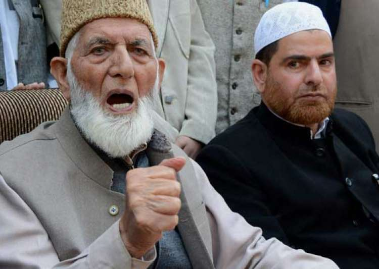 NIA questions Geelani's sons in terror funding case