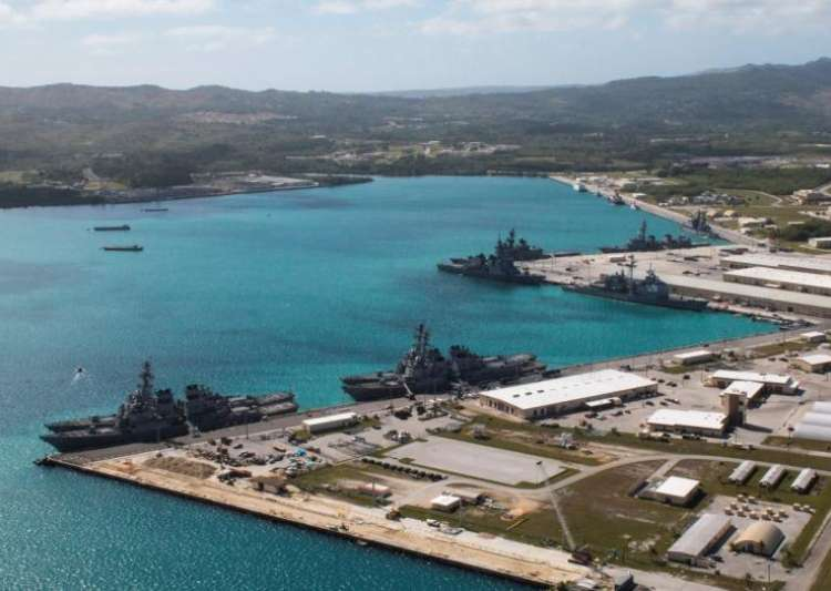 Guam keeps its cool after North Korea strike threat