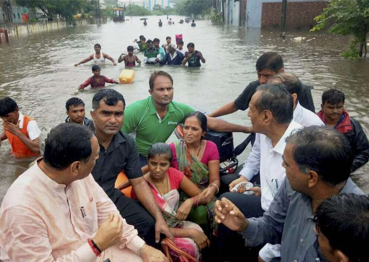 Gujarat Floods: Banaskantha, Patan Get Rs 1,500 Crore Relief Package