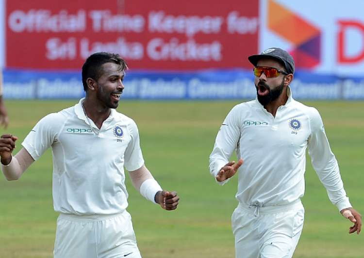 Can Ind recover from late blows on day 1?