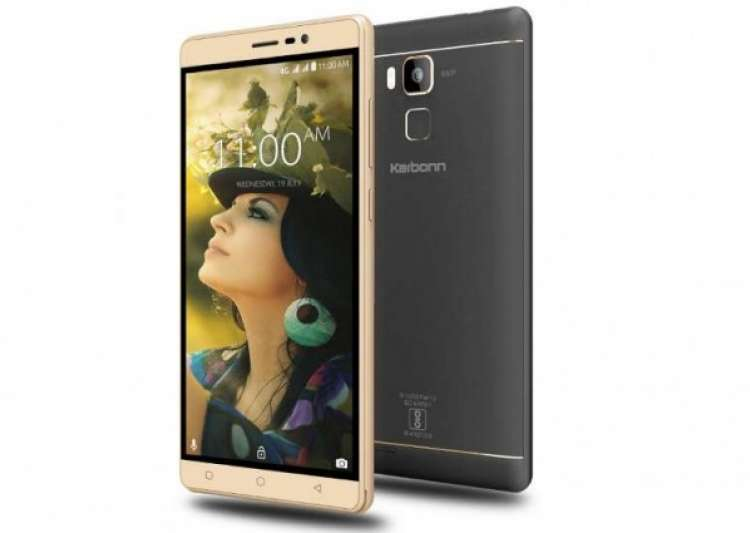 Karbonn launches its new smartphone 'Aura Note Play'