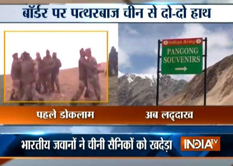 Indian troops foil China's incursion attempts in Ladakh
