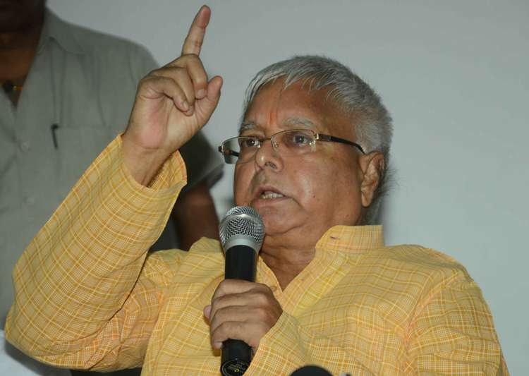 Lalu demands CBI probe into Rs 500 cr scam involving Sushil Modi