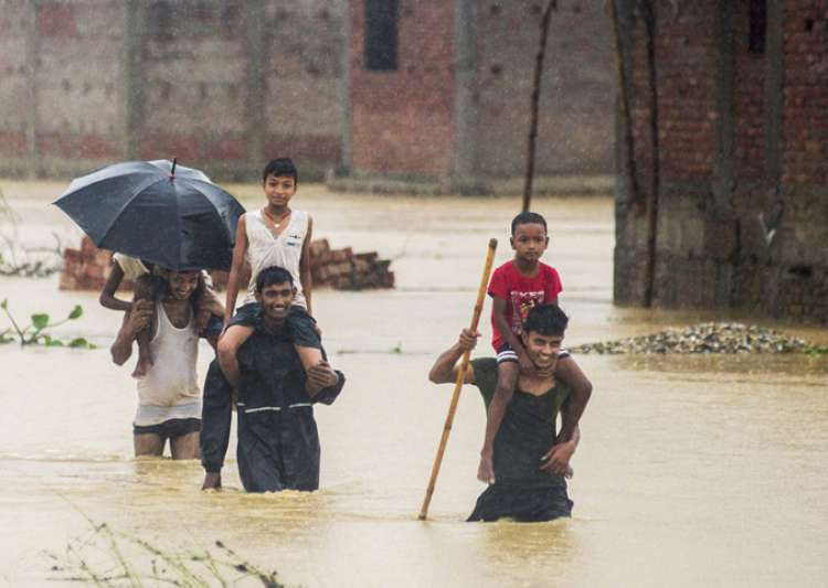 Flood situation remains grim in Nepal, death toll touches 66