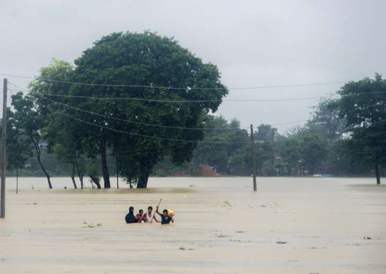200 Indian tourists among 600 stranded due to Nepal floods