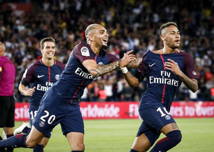 From Santos to Barcelona - How Neymar became PSG's 'Chosen One'