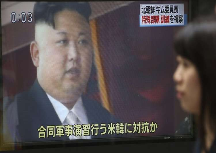 North Korea Launches Three Short-Range Missiles