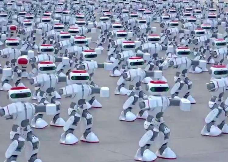 Massive Robot Army Is Here To Destroy Your Foolish World Records