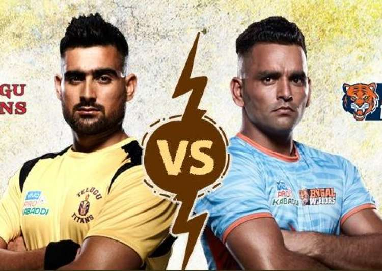 Watch Live Telecast of Titans vs Bengal on Hotstar