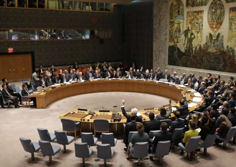 UNSC adopts resolution in response to DPRK's missile tests