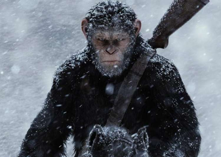 War For The Planet of the Apes movie review Visually- India Tv