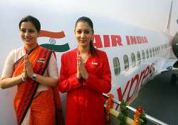 air india to fly all women crew to three continents on