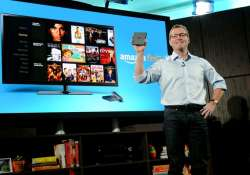 amazon unveils fire tv streaming device
