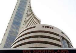 benchmark indices end almost flat ahead of derivatives