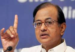 chidambaram every bank branch should hand hold a dalit