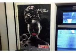 dunkin donuts apologises for bizarre and racist thai advert