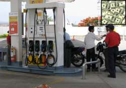 during nda 2004 petrol was rs 35.71 dollar was 45.28 now