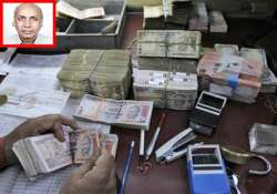 enought time for the corrupt to divert black money say