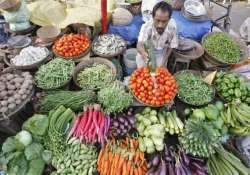 food inflation moderates to 8 for week ended nov 19