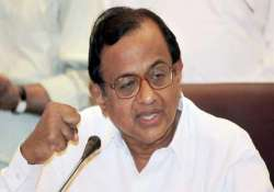 govt to focus on revenue to lower deficit chidambaram